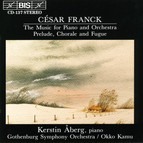 Franck - Music for Piano and Orchestra
