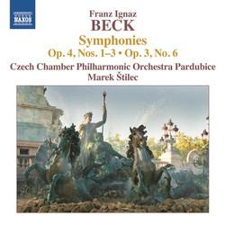 Beck: Symphonies 1, 2, 3 & 6