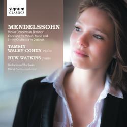 Mendelssohn: Violin Concerto in D Minor - Concerto for Violin, Piano & Strings