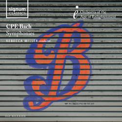 C.P.E. Bach: Symphonies