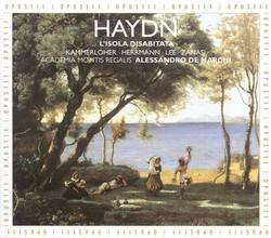 Haydn, F.J.: Isola Disabitata (L') [Opera]