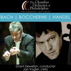 C.P.E. Bach, Boccherini & Handel: Baroque Concertos