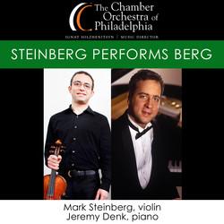 Steinberg Performs Berg