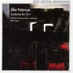Pettersson: Symphonies Nos. 3 & 4