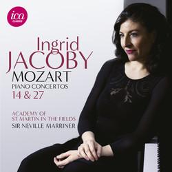 Mozart: Piano Concertos Nos. 14 & 27