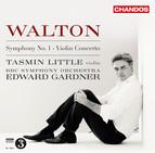 Walton: Symphony No. 1 - Violin Concerto