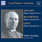 Gieseking - Concerto Recordings, Vol. 2