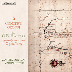 Handel - Six Concerti Grossi, Op. 3