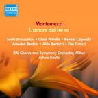 Montemezzi, I.: Amore Dei Tre Re (L') [Opera] (Bruscantini, Capecchi, Berdini, Basile) (1951)