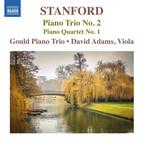 Stanford: Piano Trio No. 2 & Piano Quartet No. 1