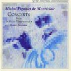Montéclair: Flute Concertos Nos. 1-4