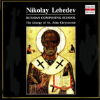 Russian Composing School: Nikolay Lebedev
