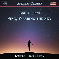 Sing, Wearing the Sky