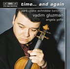 Time...  and again - music for violin and piano