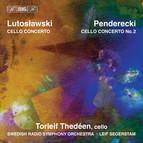 Lutosławski & Penderecki Concertos