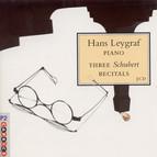 3 Schubert Recitals