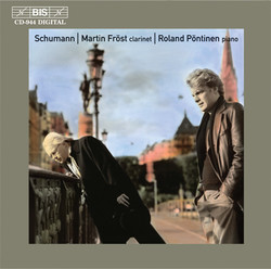 Schumann - Works for Clarinet & Piano