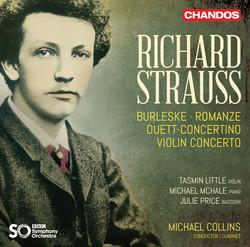 Strauss: Concertante Works