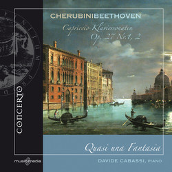 Cherubini: Capriccio - Beethoven: Klaviersonaten, Op. 27, Nos. 1, 2