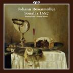 Rosenmüller: Sonatae a 2, 3, 4 e 5 stromenti da arco & altri