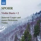 Spohr: Violin Duets, Vol. 2