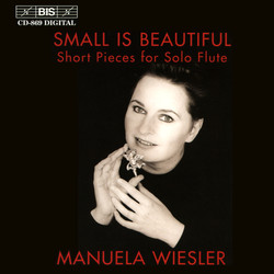 Small is beautiful - Short Pieces for Solo Flute