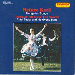 Hungarian Popular Instrumentals Performed by Antal Szalai and His Gypsy Band