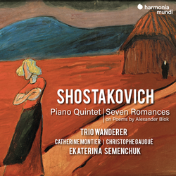 Shostakovich: Piano Quintet & Seven Romances on Poems by Alexander Blok