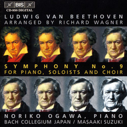 Beethoven - Symphony No.9 (arranged by Richard Wagner)