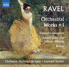 Ravel: Orchestral Works, Vol. 1