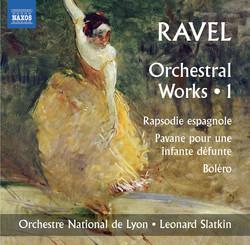 Ravel: Orchestral Works, Vol. 1