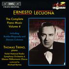 Lecuona - The Complete Piano Music, Vol. 4