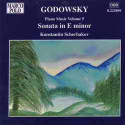 Godowsky, L.: Piano Music, Vol.  5