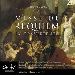 Campra: Messe de requiem, in convertendo