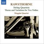 Rawsthorne: String Quartets Nos. 1-3  / Theme and Variations