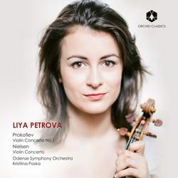 Prokofiev & Nielsen: Violin Concertos