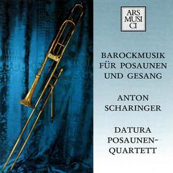 Barockmusik für Posaunen und Gesang