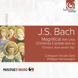 Bach: Magnificat, BWV 243a & Christmas Cantata, BWV 63