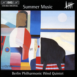Summer Music for Wind Quintet