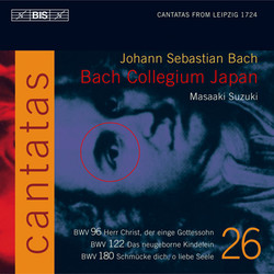 J.S. Bach - Cantatas, Vol.26 (BWV 180,122 and 96)