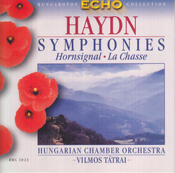 Haydn: Symphonies Nos. 31 and 73