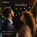 Estrellita – miniatures for violin