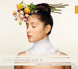Vivaldi: Concerti per archi II