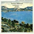 Milhaud: Symphonies Nos. 7-9