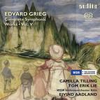 Grieg: Complete Symphonic Works, Vol. 5