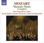 Mozart, W.A.: Masonic Music (Complete)