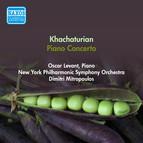 Khachaturian, A.I.: Piano Concerto (Levant, New York Philharmonic Symphony, Mitropoulos) (1950)