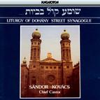 Liturgy Of Dohany Street Synagogue - Budapest