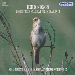 Bird Songs From The Carpathian Basin 2