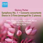 Porter, Q.: Symphony No. 1 / Concerto Concertante / Dance in 3-Time (Terrasse, Cohen, Colonne Concerts Orchestra, Porter) (1955)